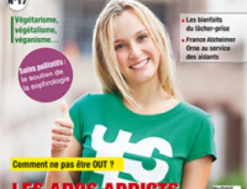 Le magazine Sophrologie, Pratiques et Perspectives n°17