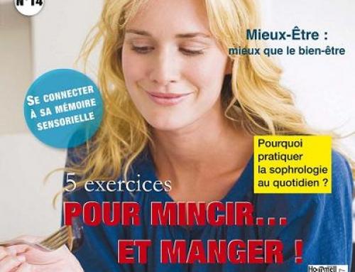 Le magazine Sophrologie, Pratiques et Perspectives n°14