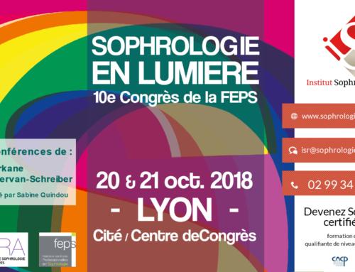 Congrès FEPS 2018 à Lyon