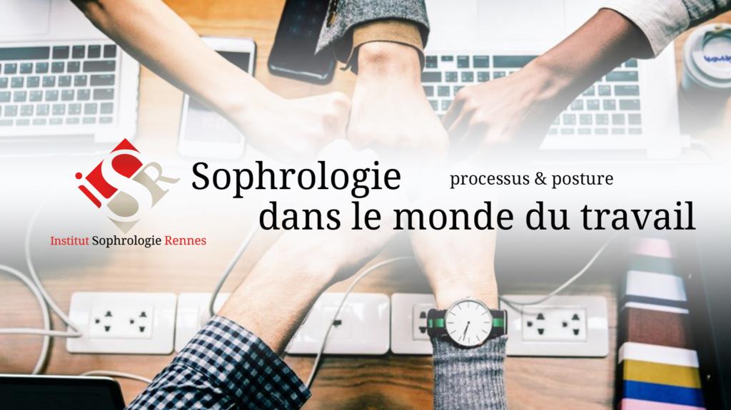 Sophrologie dans le monde du travail