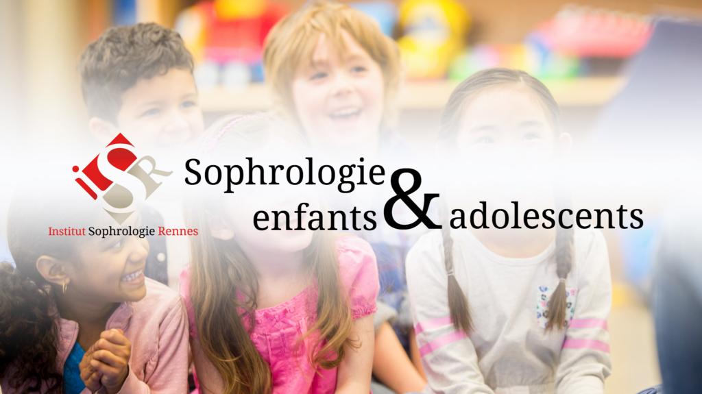 Sophrologie enfants et adolescents
