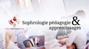 Sophrologie pédagogie et apprentissages - ISR