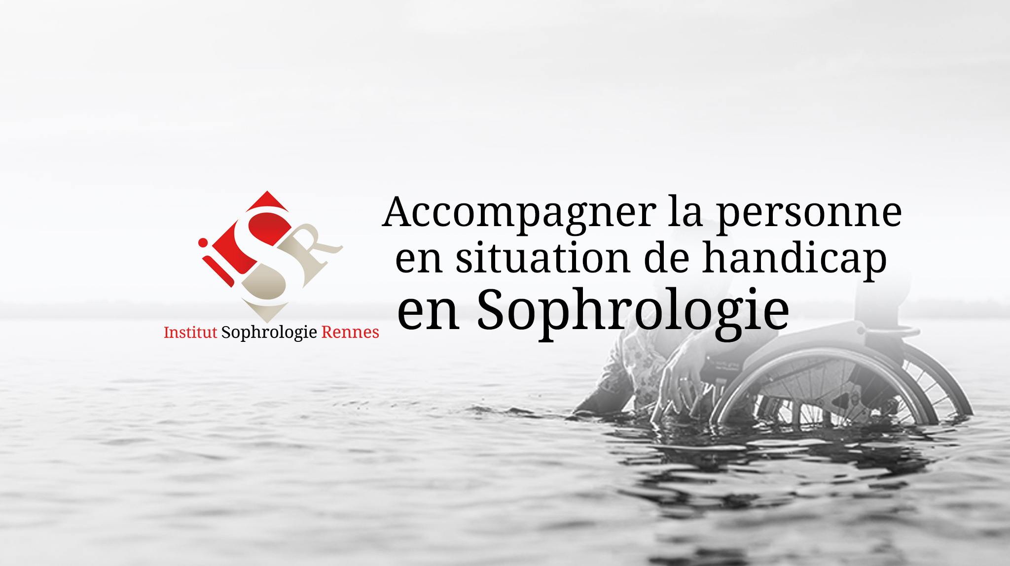 Accompagner Personne Situation Handicap - ISR