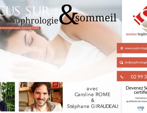 Focus sur : Sophrologie & Sommeil