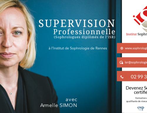 Supervision Professionnelle avec Armelle SIMON