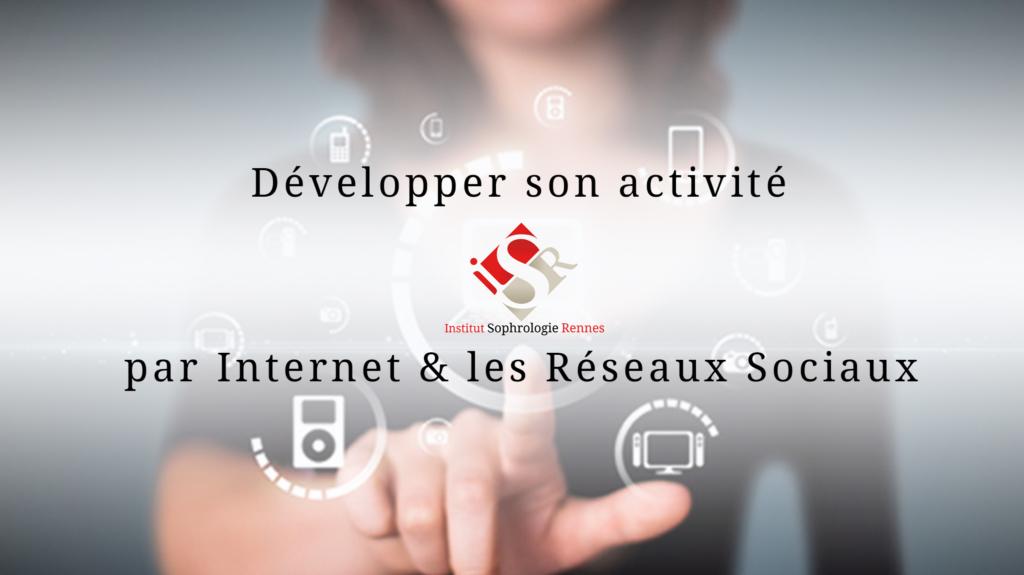 Développer son activité par Internet - ISR