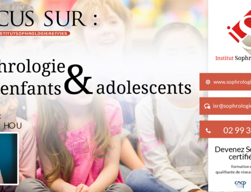 Focus sur : Sophrologie Enfants & Adolescents