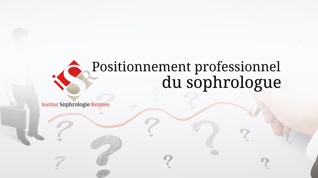 Positionnement Professionnel - ISR