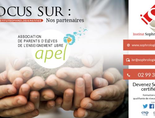 Focus sur nos partenaires : l'Apel