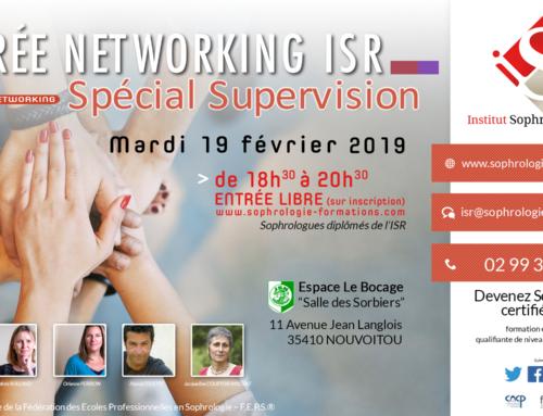 Soirée Networking, Spécial Supervision