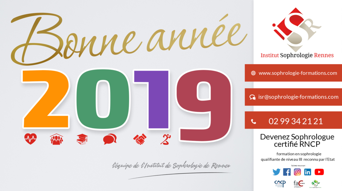Voeux 2019 ISR