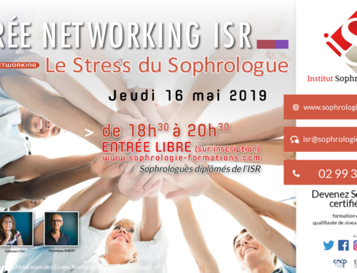 Soirée Networking, sophrologue & stress