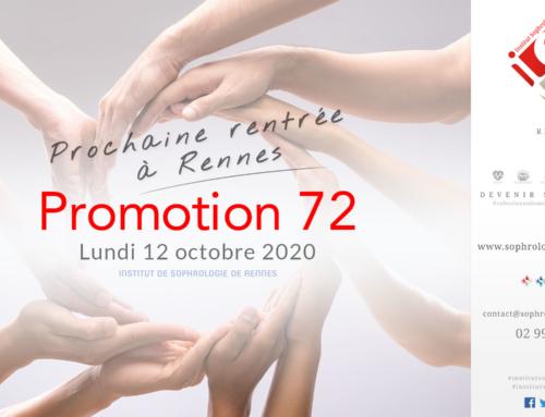 Prochaine rentrée à Rennes P72