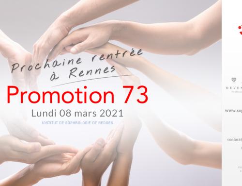Prochaine rentrée à Rennes P73