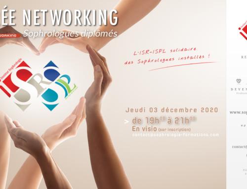 Soirée Networking le 03 décembre 2020