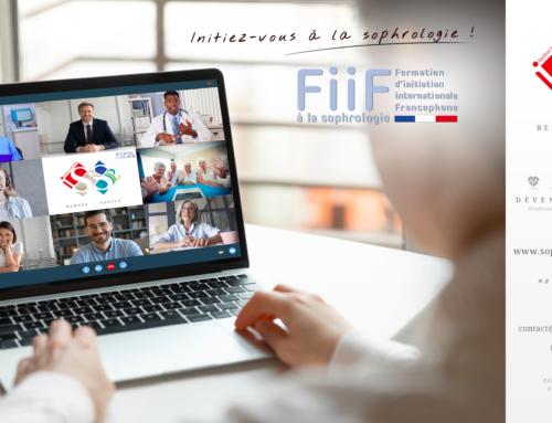 Formation d'initiation internationale Francophone (FiiF) à la sophrologie