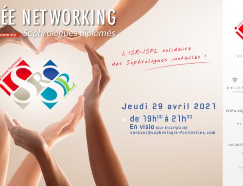 Soirée Networking le 29 avril 2021